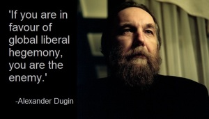 Alexandr Dugin, political scientist, philosopher. 2008