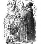 Rabbi Löw oživuje Golema