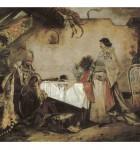 Setkání Jiřího z Poděbrad s Matyášem Korvínem